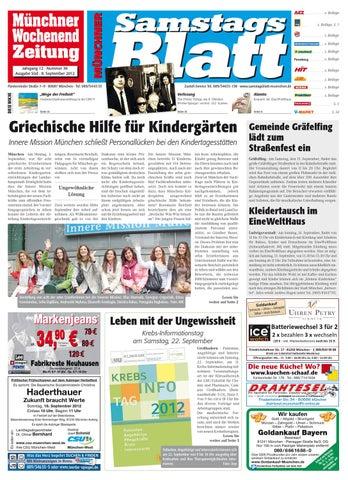 KW 36 2012 by Wochenanzeiger Medien GmbH issuu