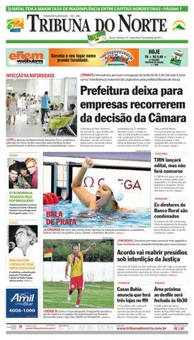 ca48aabdb8 Tribuna do Norte - 07 09 2012 by Empresa Jornalística Tribuna do ...