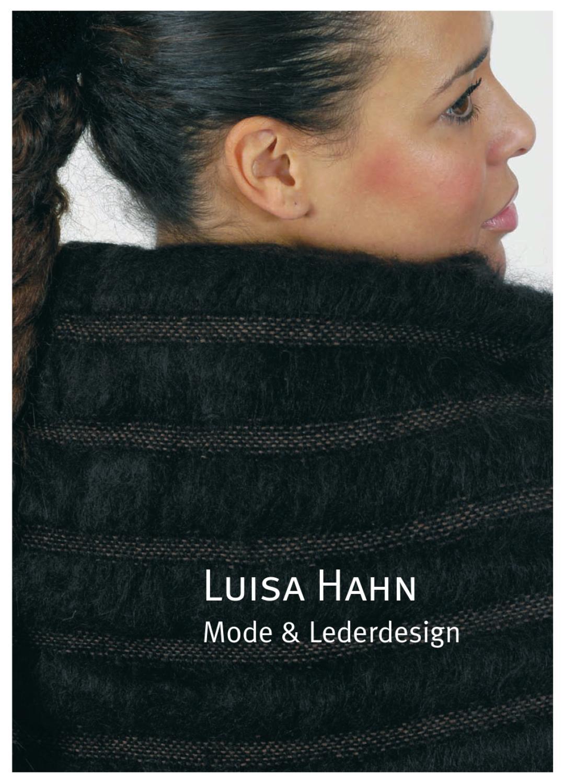 Hahn Und Lederdesign Mode Lederdesign Mode Und Luisa Hahn Luisa Luisa Mode Hahn H2WIE9DY
