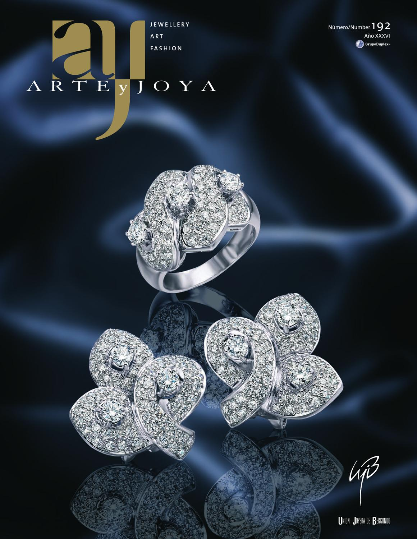 251d81797330 Arte y Joya nº192 by GRUPO DUPLEX - issuu