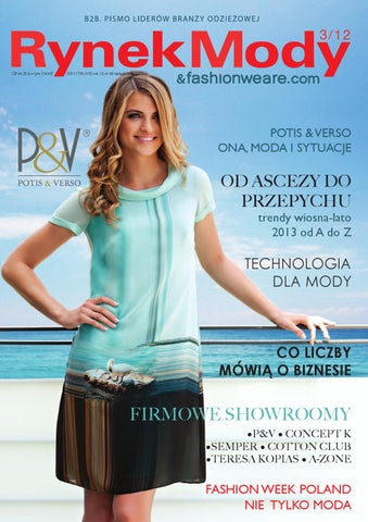 85d433e42cbc6 Rynek mody 3 2012 (nr 68) by Gajos Fashion - issuu