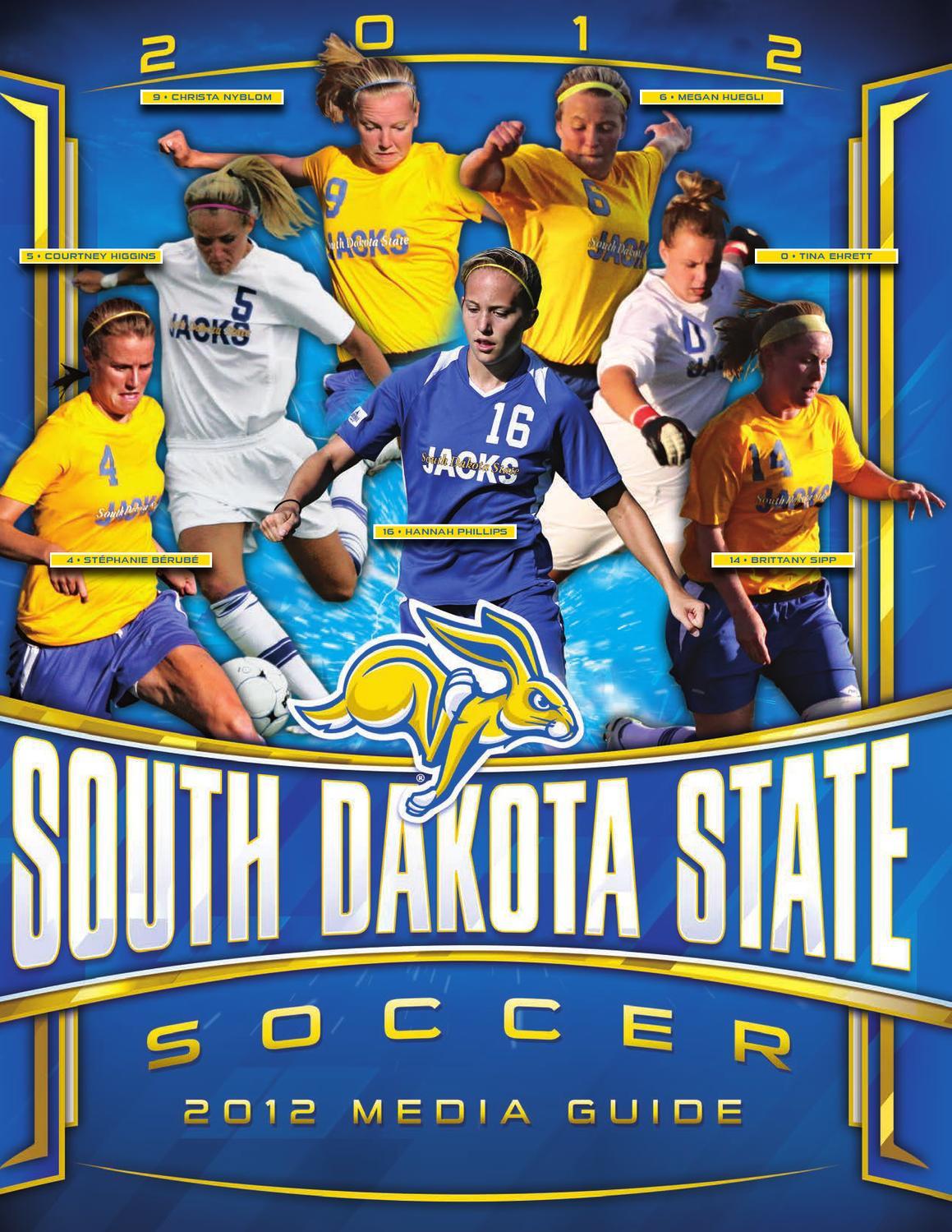 2012 South Dakota State Soccer Media Guide by South Dakota State University  Athletics - issuu bc8cdb0a2