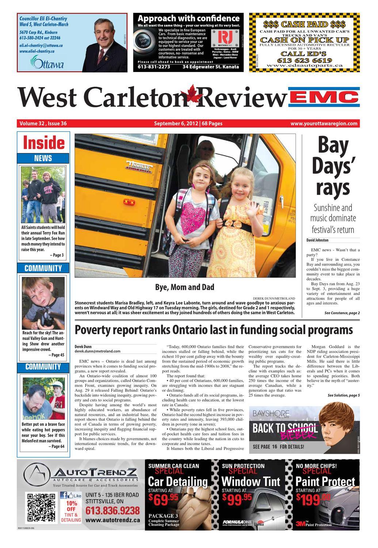 West Carleton Review Emc By Metroland East Mom N Bab Short Tee Grey Jungle Explorer Issuu