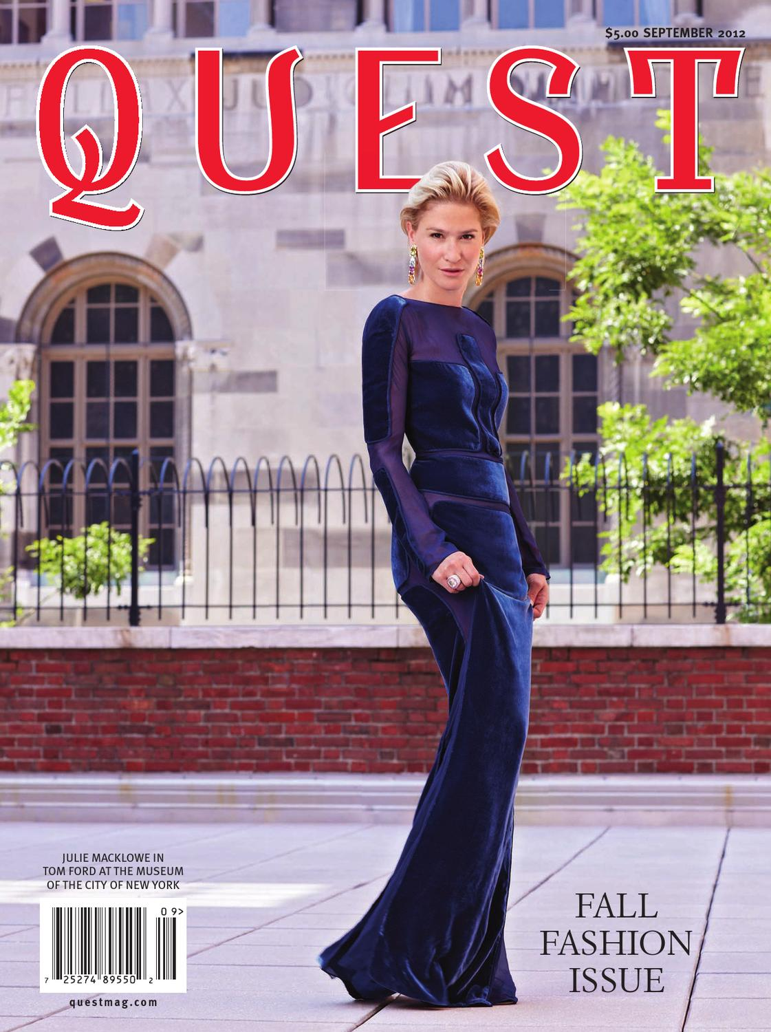 43dbfca8b9f7 Quest September 2012 by QUEST Magazine - issuu