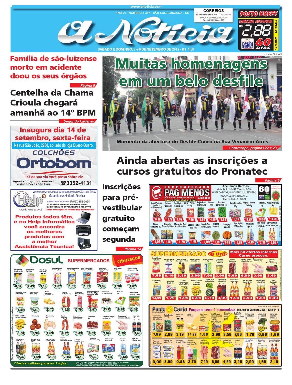 Edição de 8 e 9 de setembro de 2012 by Jornal A Notícia - issuu c82e8d1ea56