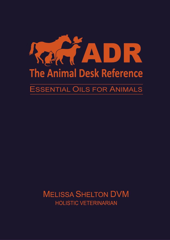 Animal Desk Reference By Melissa Shelton By Noel
