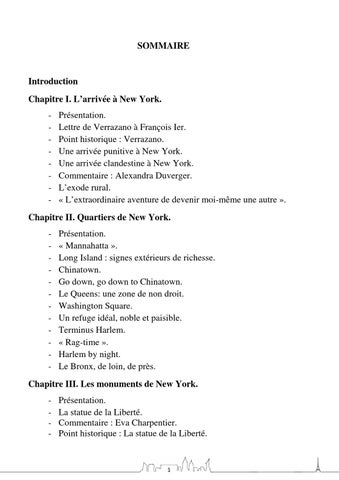 Anthologie De New York By Unevilledeslivres Association Issuu