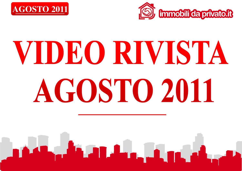 Top 10 annunci immobiliari da privato agosto 2011 by for Ulteriori planimetrie