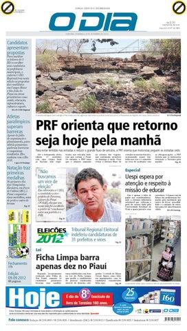 O DIA by Jornal O Dia - issuu ef5c09d0ce