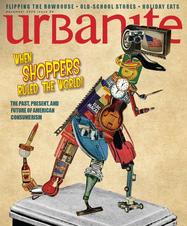 December 2009 Issue by Urbanite LLC - issuu