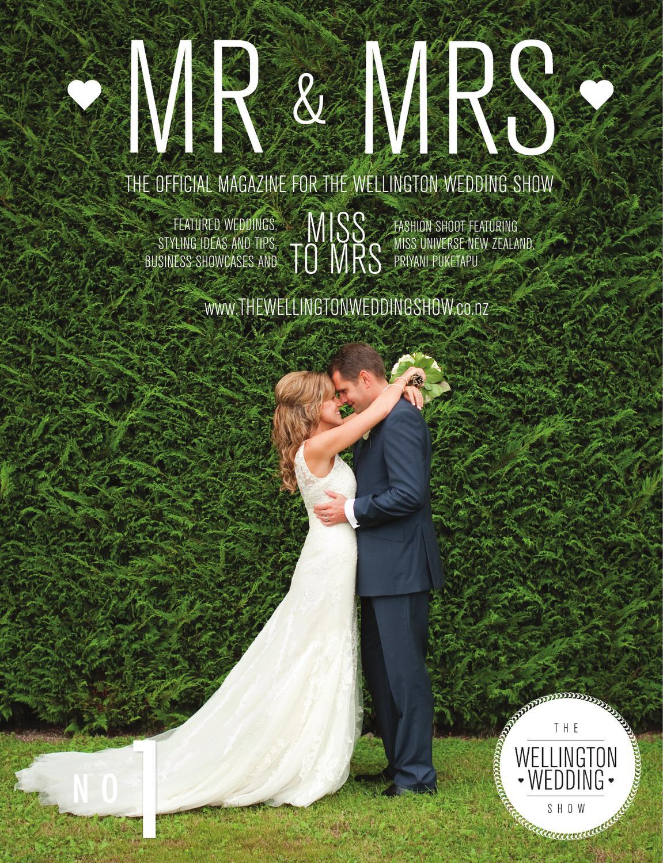 Mr & Mrs Magazine Issue 20 by Craig Christensen   issuu