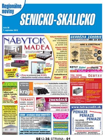 f318282e056af Senicko-Skalicko 12-36 by skalicko skalicko - issuu