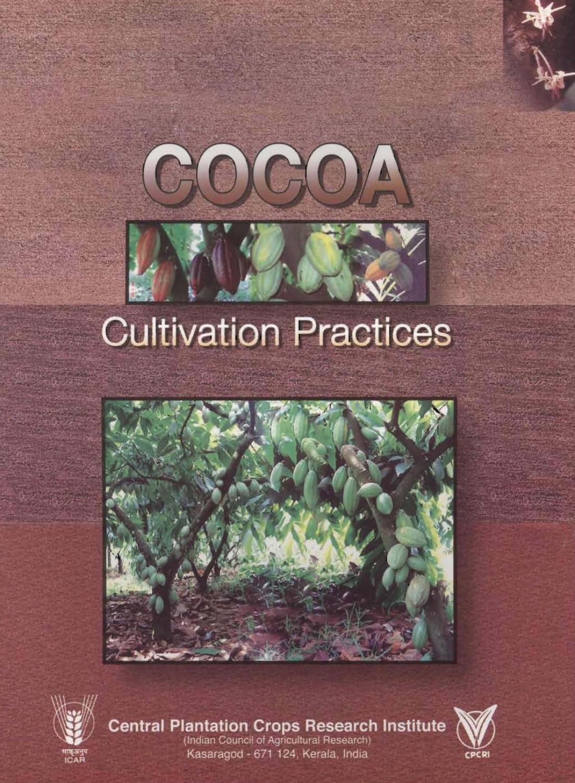 Cocoa Cultivation Practices - ENGLISH, CPCRI by Kisan Forum