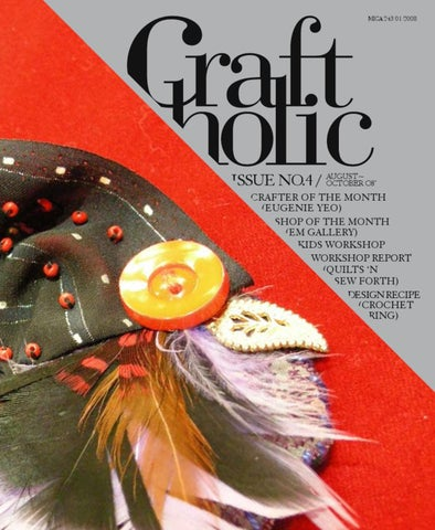Craftholic 4 Issuu By Magazine Issue l3uKTFJc1