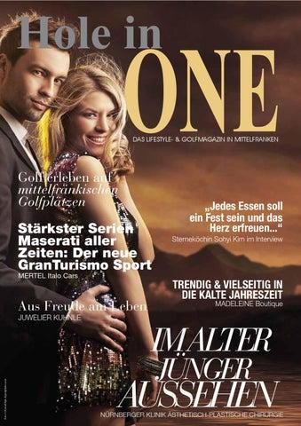 Lifestyle & Golfmagazin Hole in ONE für MITTELFRANKEN 03/2012 by ...