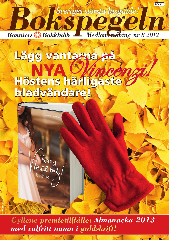 577ef8341318 Bonniers Bokklubb nr 8 2012 by Bonnierforlagen - issuu