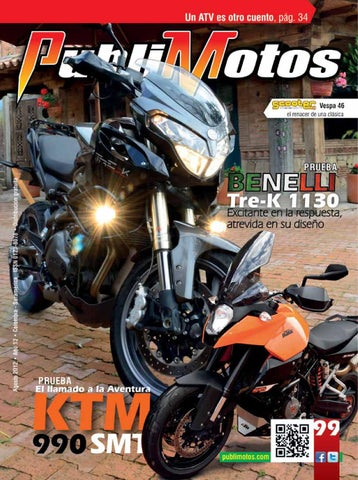 24f6cdbeb10 Revista PM99 by publimotos revista - issuu