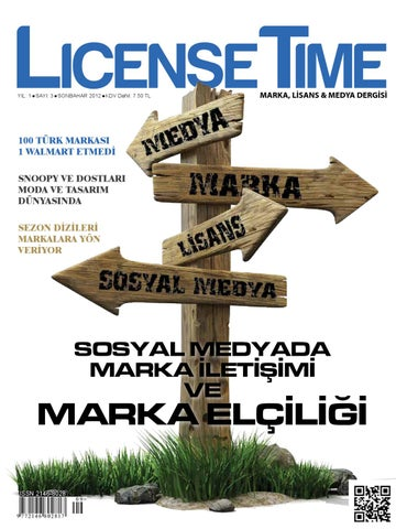 7256ff31d1ca3 License Time Yaz 2012 by License Time - issuu