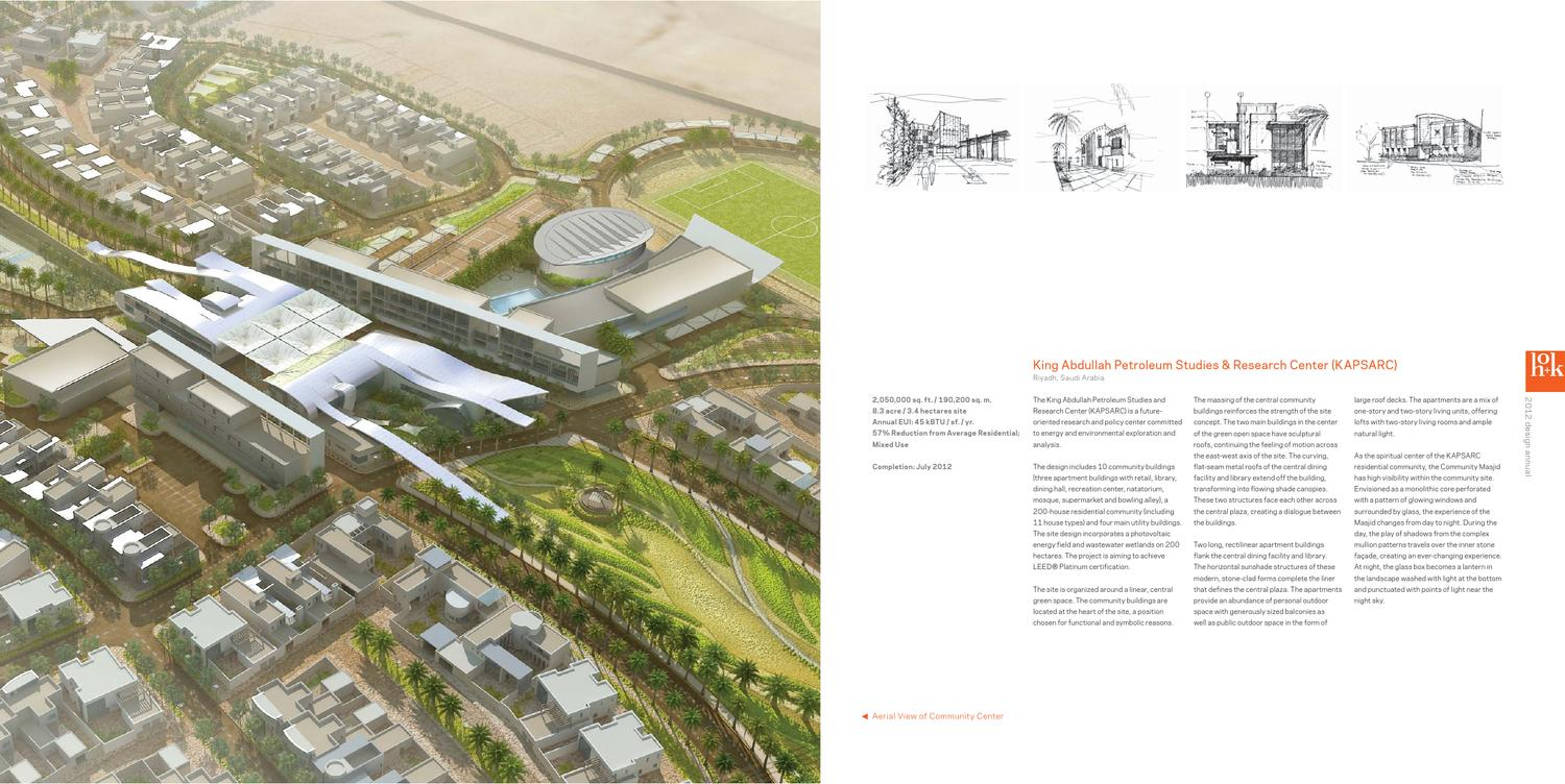 King Abdullah Petroleum Studies Amp Research Center By Roger
