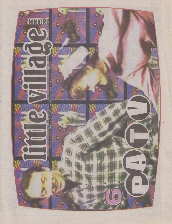 Little Village Magazine - Issue 18 - August 2002 by Little Village