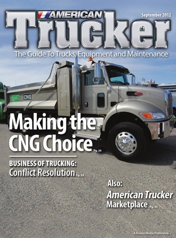 American Trucker Central September Edition by American