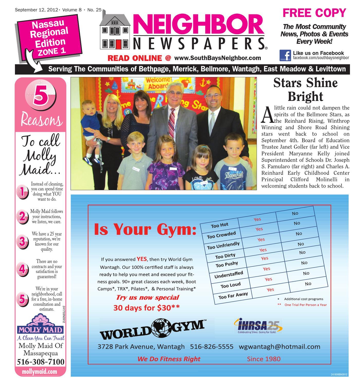 September 12 2012 Nassau Zone 1 By South Bay S Neighbor Newspapers Issuu
