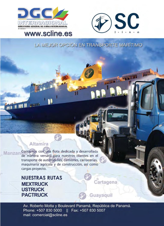 DGC Internacional 2012 - 2013 by DGC Internacional - issuu