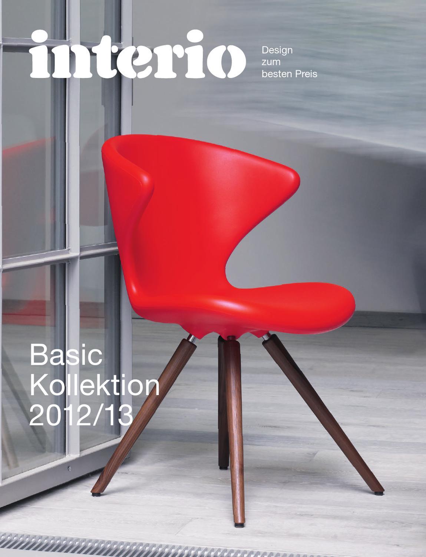 interio basic kollektion 2012 13 by interio oesterreich issuu. Black Bedroom Furniture Sets. Home Design Ideas