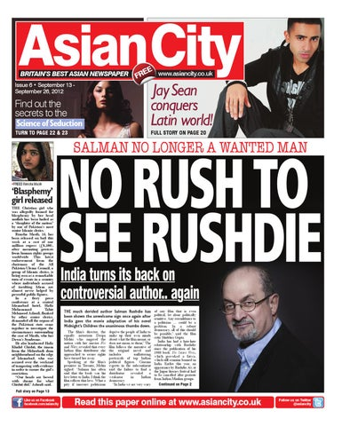 Asian City Issue 6 by Thufayel Ahmed - issuu