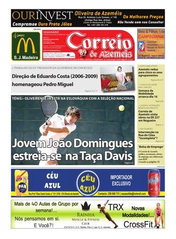 e7c22719d0cbd 11-09-2012 by Correio de Azeméis - issuu