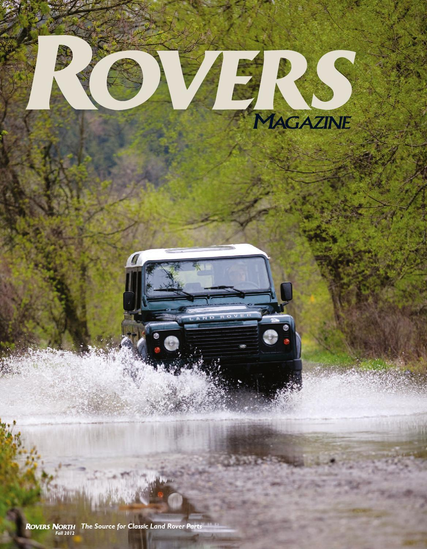 OEM Multi-Rib Serpentine Ribbed Belt Land Rover Discovery 1999-2004 Mk2 2.5 Td5