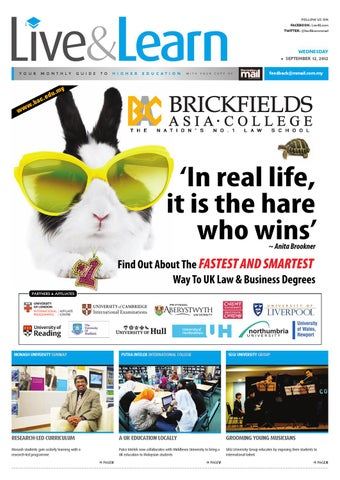 66a40a1380 12 September 2012 by Live Learn Malay Mail - issuu