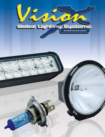 Vision X 2015 Catalog by Vision X Lighting - issuu on