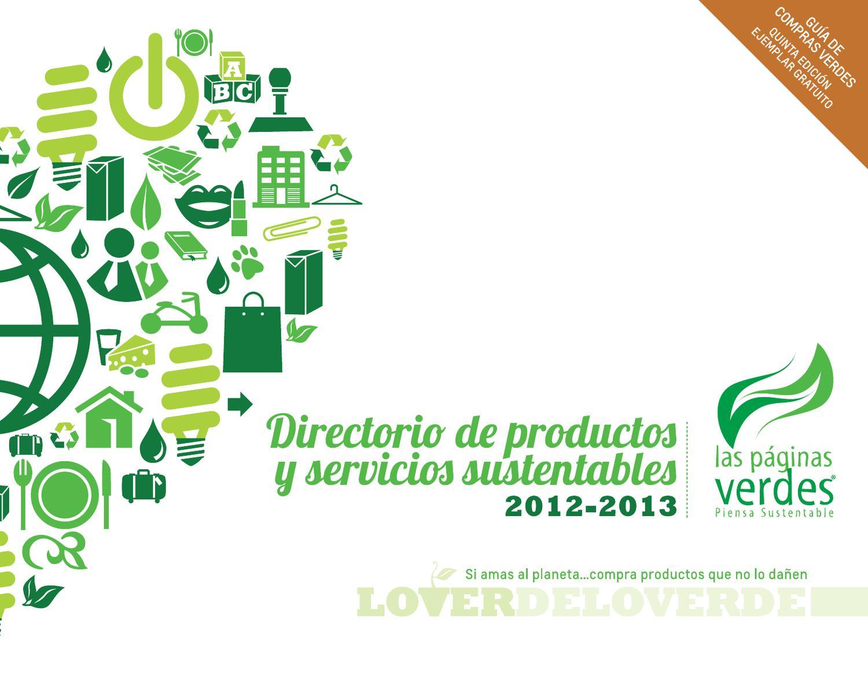 Las Páginas Verdes 2012-2013 by Las Paginas Verdes - issuu 05aeb5945604e