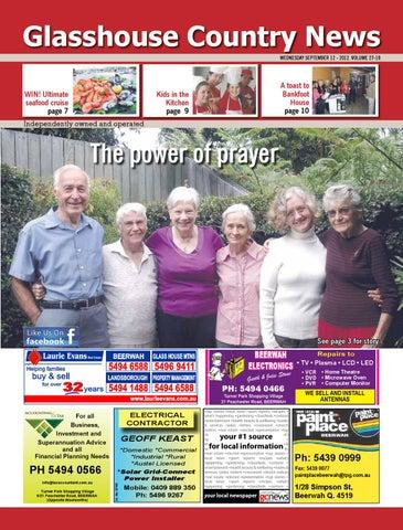 News Countryamp; Maleny Issuu Glasshouse 12 2012 September Edition By zVSMUp