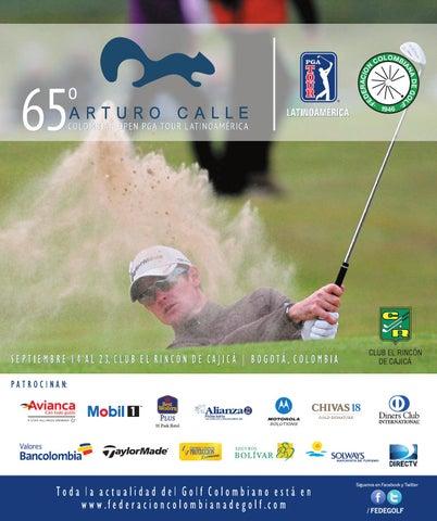 54cd49d2bcb90 Revista Abierto de Golf - Edición 117 by Prensa Fedegolf - issuu