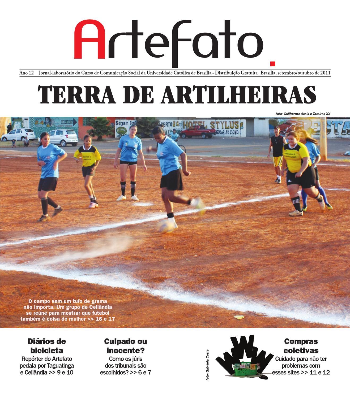 e72d018d26 Artefato - 9-10 2011 by Jornal-Laboratório Artefato - issuu