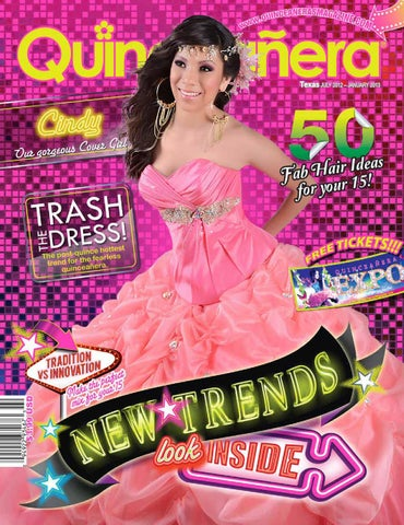 26e6afd798 Quinceaneras Magazine San Antonio   Austin Texas July2012 by Texas ...