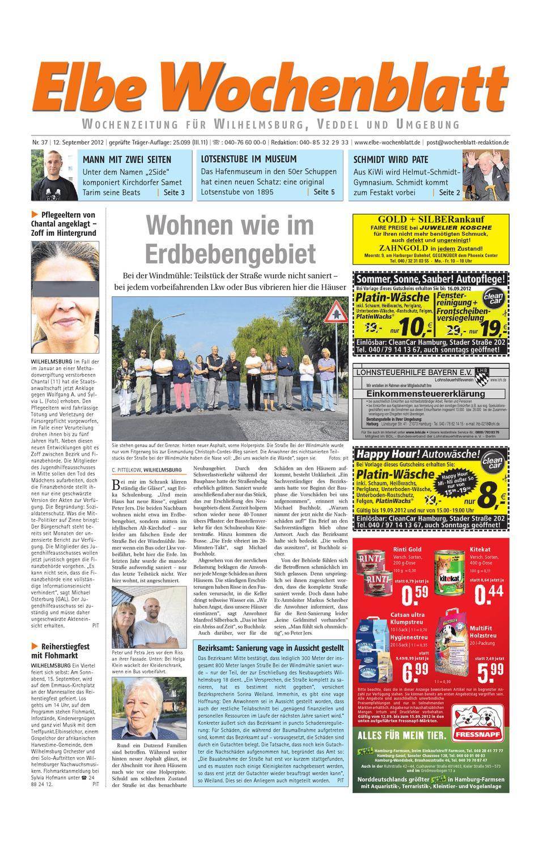 Wilhelmsburg KW37 by Elbe Wochenblatt Verlagsgesellschaft mbH & Co ...
