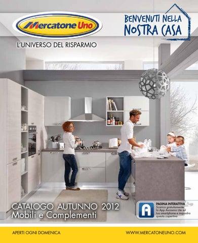 Mercatone uno catalogo autunno 2013tutto per la casa by mobilpro ...