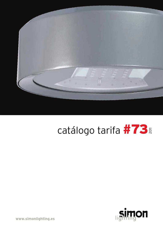 catalogo_tarifa_no_73_2011_2_1 by Materiales Eléctricos ERKA - issuu