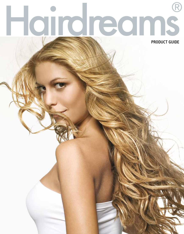 Hairdreams Product Catalog En By Hairdreams Haarhandels Gmbh Issuu