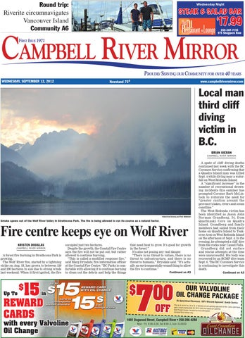 Campbell River Mirror September 12 2012 By Black Press