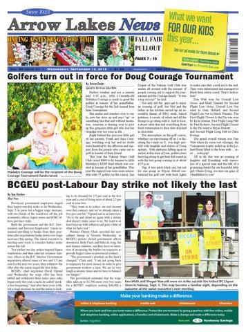 Arrow Lakes News, September 12, 2012 by Black Press Media
