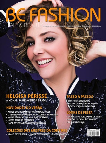 Revista Befashion Ed36 Heloisa Perisse By Grupo Eletrolar Issuu