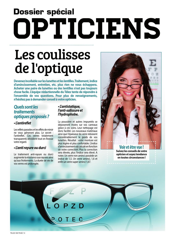 Optique Claude Issuu Sarrebourg Vervin By 34cR5jLSAq