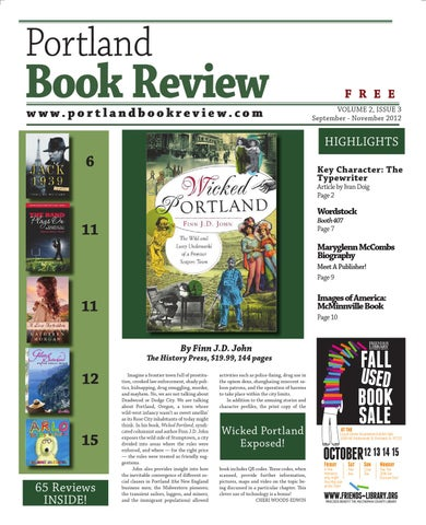 Portland Book Review By M Chris Johnson Issuu