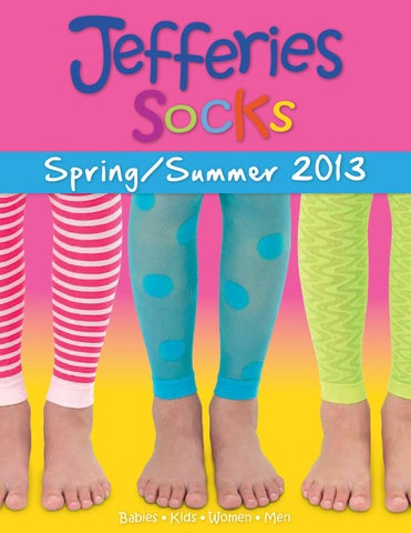 35fe117fc Jefferies Socks Spring Summer 2013 Catalog by Jefferies Socks - issuu
