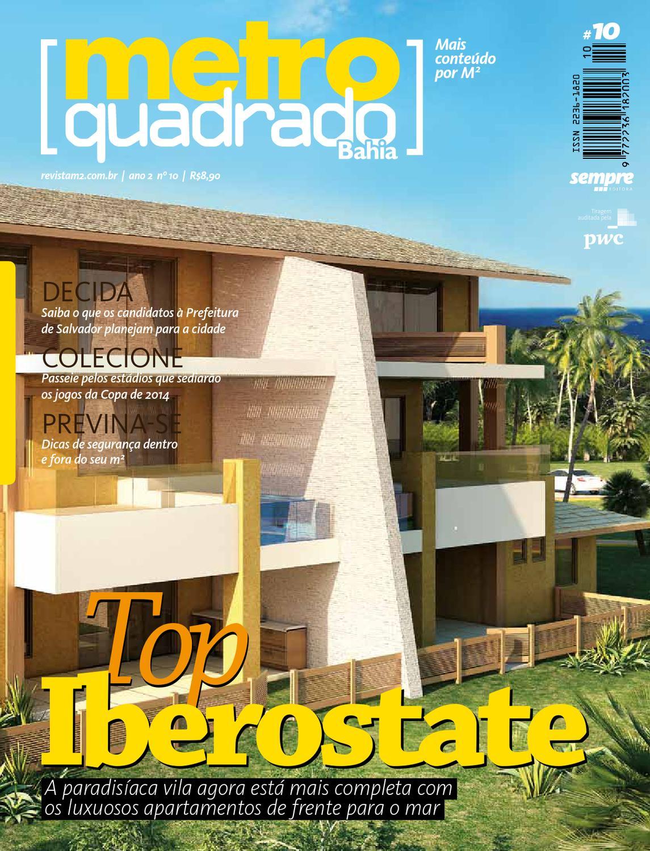 f9c599e5b65 Revista Metro Quadrado - Ed.10 by Revista Alpha Fitness - issuu