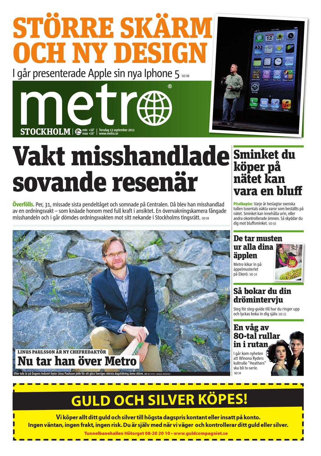20120913 se stockholm by Metro Sweden - issuu 504292ce51fa0